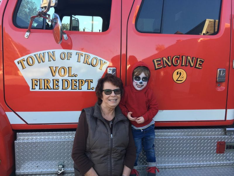 Troy Fire Department Halloween Party 2018