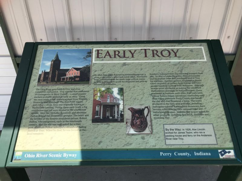 Early Troy